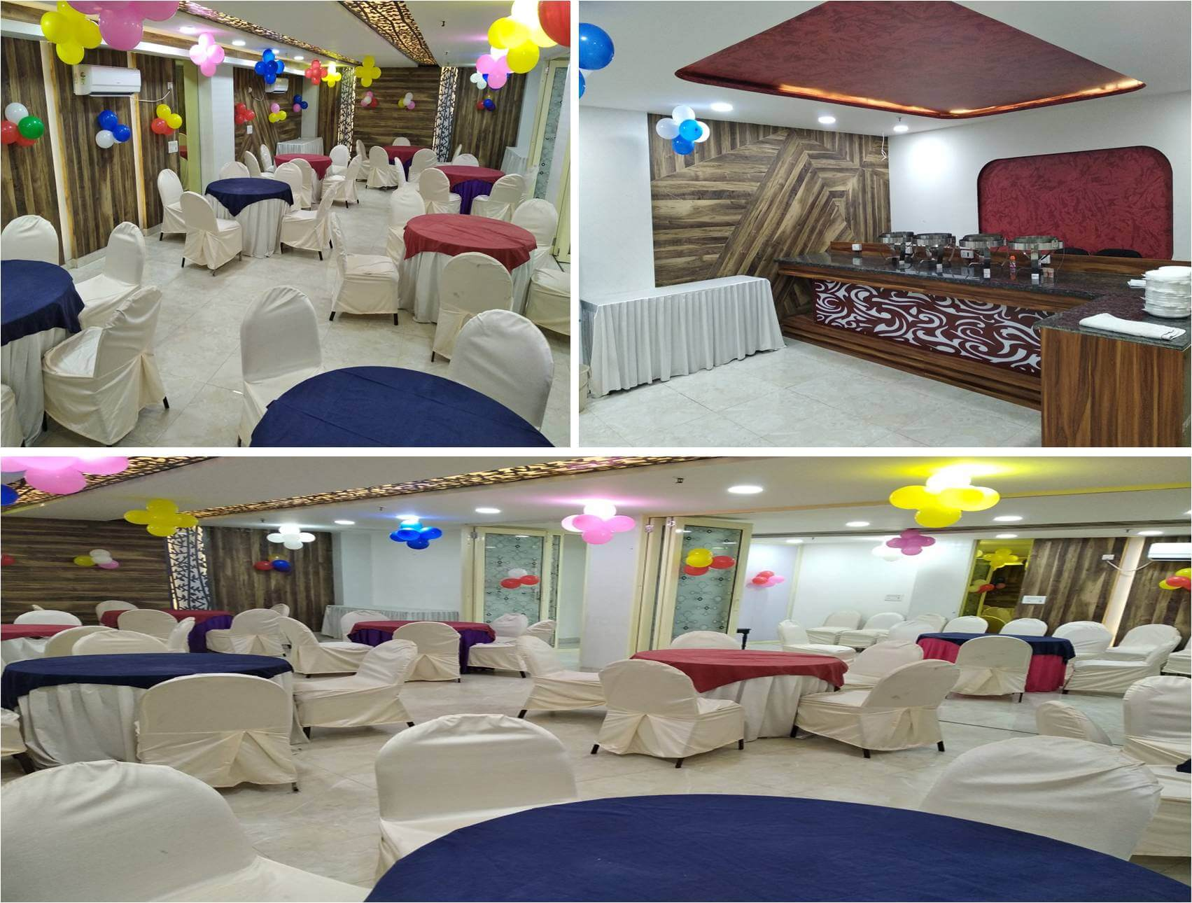 Birthday Party hall in Delhi